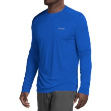 Marmot Windridge Shirt - UPF 50, Long Sleeve (For Men) in Peak Blue - Closeouts