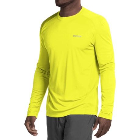 Marmot Windridge Shirt - UPF 50, Long Sleeve (For Men) in Sulphur