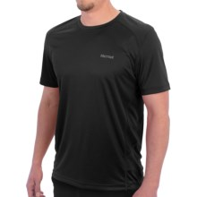 Marmot Windridge Shirt -  UPF 50, Short Sleeve (For Men) in Black - Closeouts