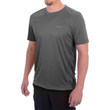 Marmot Windridge Shirt -  UPF 50, Short Sleeve (For Men) in Cinder - Closeouts