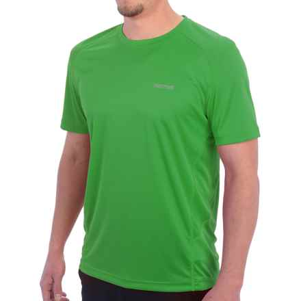 Marmot Windridge Shirt - UPF 50, Short Sleeve (For Men) in Grean Bean - Closeouts