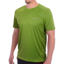 Marmot Windridge Shirt -  UPF 50, Short Sleeve (For Men) in Green Lichen - Closeouts