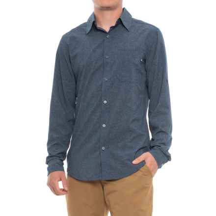 Marmot Windshear Shirt - UPF 20, Long Sleeve (For Men) in Vintage Navy - Closeouts