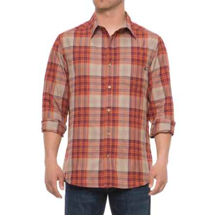 Marmot Zephyr Shirt - UPF 25, Long Sleeve (For Men) in Auburn - Closeouts