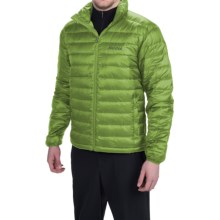 Marmot Zeus Down Jacket - 700 Fill Power (For Men) in Green Lichen - Closeouts