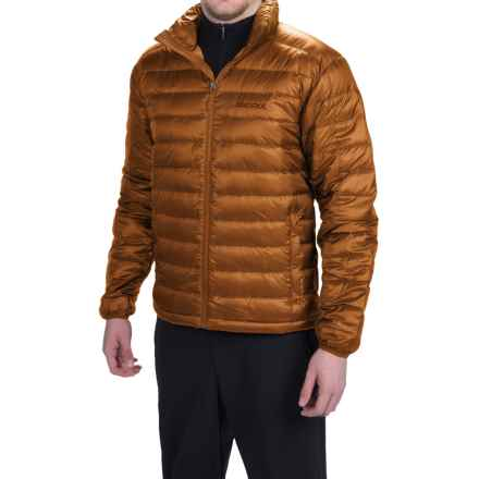 Marmot Zeus Down Jacket - 700 Fill Power (For Men) in Terra - Closeouts