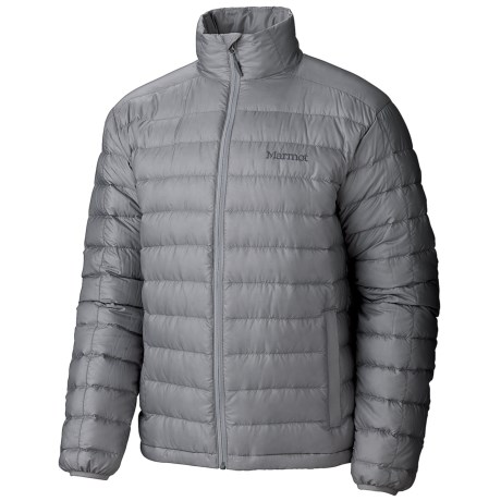 Marmot Zeus Down Jacket - 800 Fill Power (For Men) in Steel