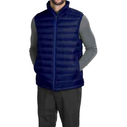 Marmot Zeus Down Vest - 700 Fill Power (For Men) in Arctic Navy - Closeouts
