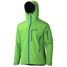 Marmot Zion Jacket - Waterproof, Soft Shell (For Men) in Bright Grass - Closeouts