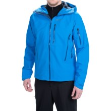 Marmot Zion Polartec® NeoShell® Jacket - Waterproof (For Men) in Cobalt Blue - Closeouts