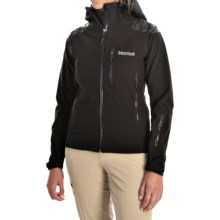 Marmot Zion Polartec® NeoShell® Jacket - Waterproof (For Women) in Jet Black - Closeouts