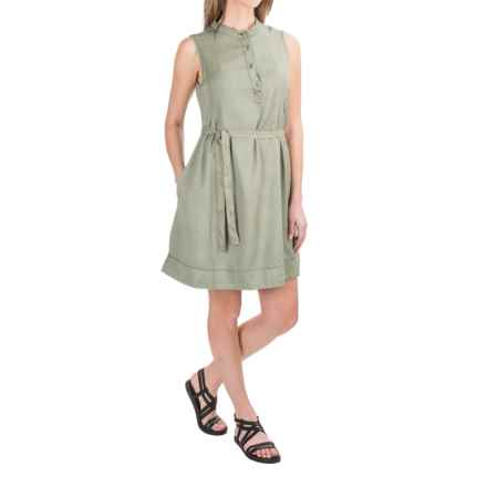 Marrakech Carmen Dress - Sleeveless (For Women) in Turf - Closeouts