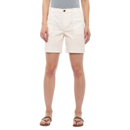 850c0b0641 Marrakech Connor Solid Shorts (For Women) in Canvas