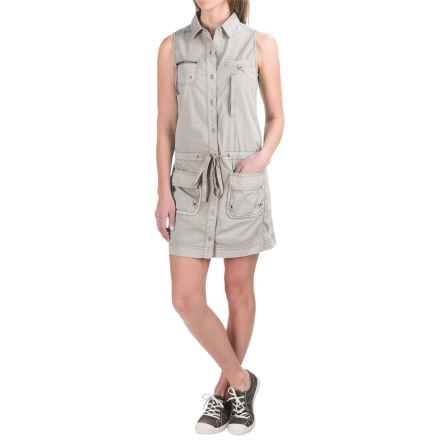Marrakech Panama Dress - Sleeveless (For Women) in April - Closeouts