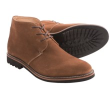 Martin Dingman Earl Chukka Boots (For Men) in Snuff Suede - Closeouts