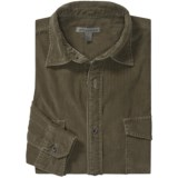 Martin Gordon Vintage Cord Shirt - Long Sleeve (For Men)
