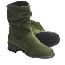Martino Colorado Boots - Waterproof, Suede (For Women) in Forest Green - Closeouts