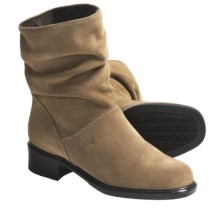 Martino Colorado Boots - Waterproof, Suede (For Women) in Taupe - Closeouts