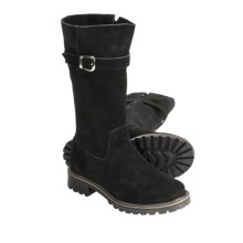 Martino Logan Tall Boots (For Women) in Black - Closeouts