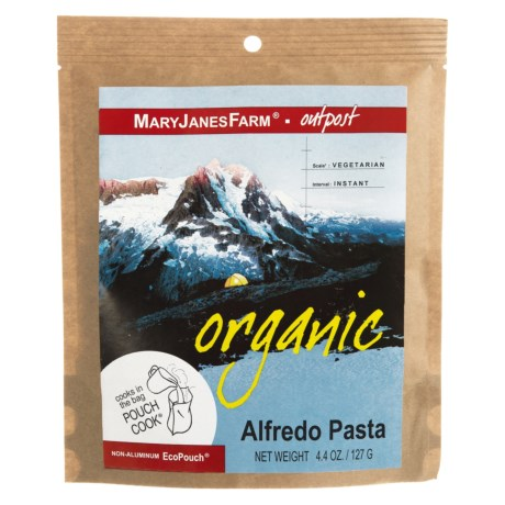 MaryJanesFarm Organic Alfredo Pasta - Vegetarian, 1.5 Servings in See Photo