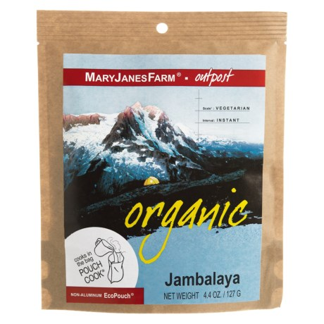 MaryJanesFarm Organic Chedder Jambalaya -  Vegetarian, 1.5 Servings in See Photo