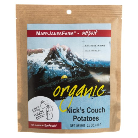 MaryJanesFarm Organic Nick's Couch Potatoes - Vegetarian, 1.5 Servings in See Photo