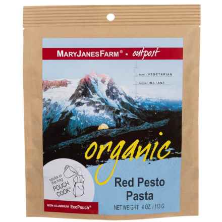MaryJanesFarm Organic Red Pesto Pasta - 1.5 Servings in See Photo - Closeouts