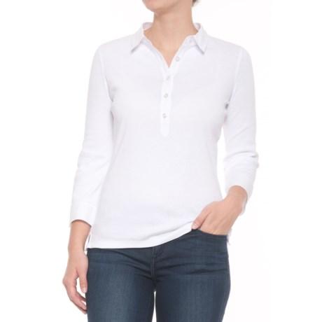 Masha Shirt - 3/4 Sleeve (For Women)