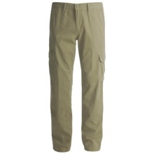 Mason's Cotton Cargo Pants (For Men) in Olive - Closeouts