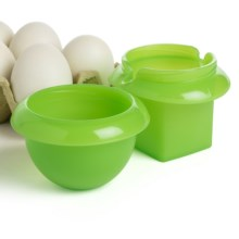 Mastrad Egg Cooker in Green - Closeouts