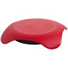 Mastrad Magma Hot Plate in Red - Closeouts