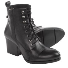 Matisse Abbey Leather Boots (For Women) in Black - Closeouts