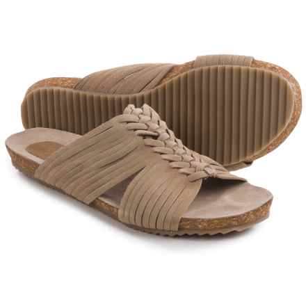Matisse Colette Suede Sandals (For Women) in Natural - Closeouts