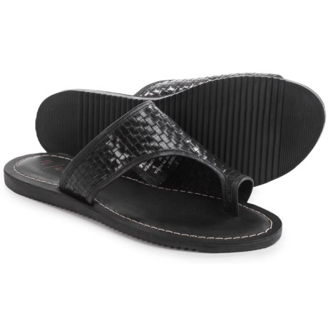 Matisse Davie Woven Leather Sandals (For Women)
