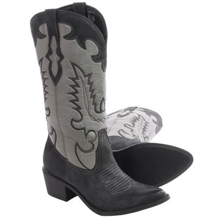 Matisse Desperado Cowboy Boots Vegan Leather (For Women)