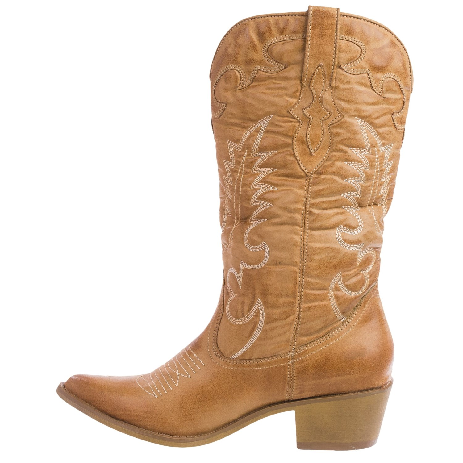 Matisse Desperado Cowboy Boots (For Women) - Save 50%