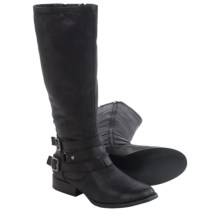 Matisse Frontera Riding Boots (For Women) in Black - Closeouts