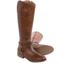Matisse Lariat Leather Riding Boots (For Women) in Tan - Closeouts