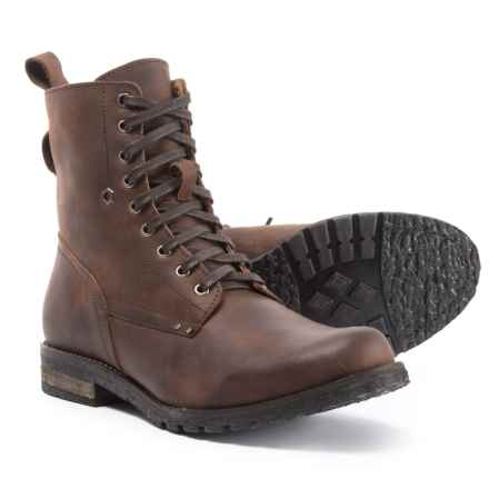 Matisse Paul Boots - Leather (For Men) in Brown - Closeouts