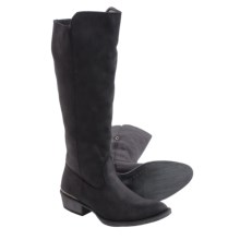 Matisse Ventura Boots - Vegan Leather (For Women) in Black - Closeouts