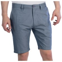 Matix Chambro Shorts (For Men) in Indigo - Closeouts