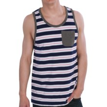 Matix Clash Tank Top - Cotton (For Men) in Navy - Closeouts