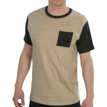 Matix Division T-Shirt - Short Sleeve (For Men) in Natural - Closeouts