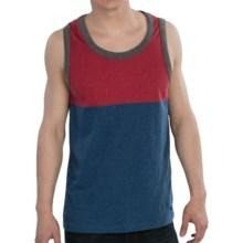 Matix Freshblocks Tank Top - Cotton (For Men) in Cardinal - Closeouts