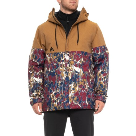 645cc58c4 Matix Glenic Snowboard Jacket - Waterproof, Insulated (For Men) in Duck -  Closeouts