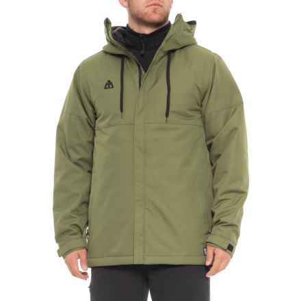 Matix Glenic Snowboard Jacket - Waterproof, Insulated (For Men) in Fatigue - Closeouts