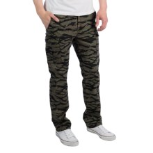 Matix Gripper Stretch Cargo Pants (For Men) in Tiger Camo - Closeouts