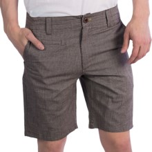 Matix Kendall Shorts (For Men) in Brown - Closeouts
