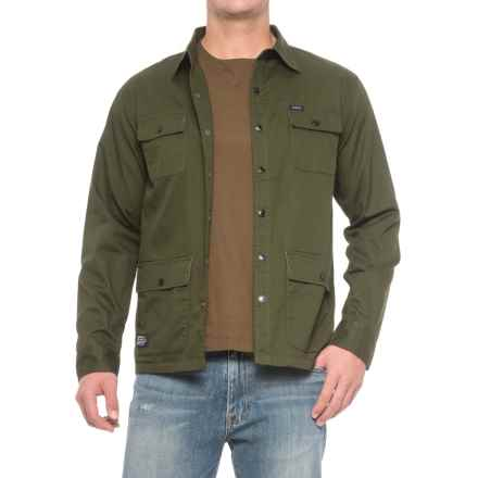 Matix Konner Jacket (For Men) in Army - Closeouts