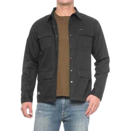 Matix Konner Jacket (For Men) in Black - Closeouts